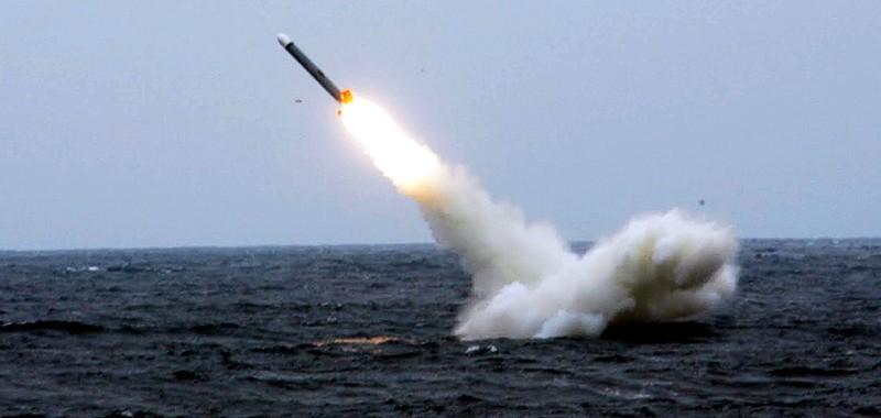 как запускают ракеты с подводных лодок