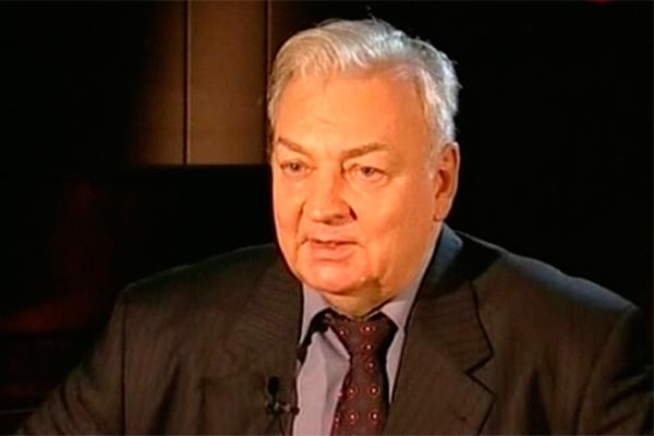 В Москве скончался известный советский и российский артист театра и кино Михаил Державин