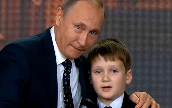 Путин: «Границы Российской Федерации нигде незаканчиваются»