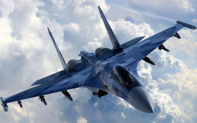 Пентагон продемонстрировал еще 4 ВИДЕО опасного сближения Су-27 сразведчиком