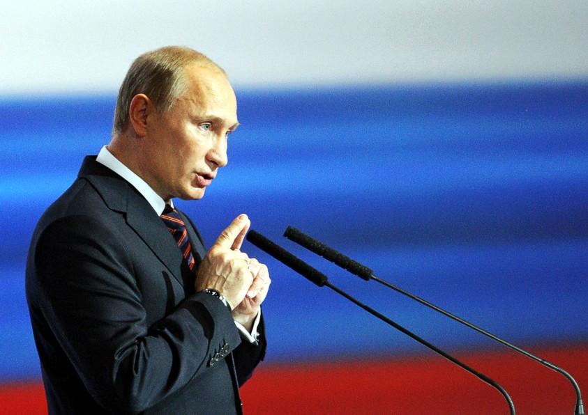 Владимир Путин о ситуации в Украине