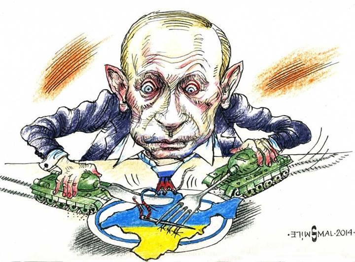 Зачем Путину Крым и чего ожидать дальше?