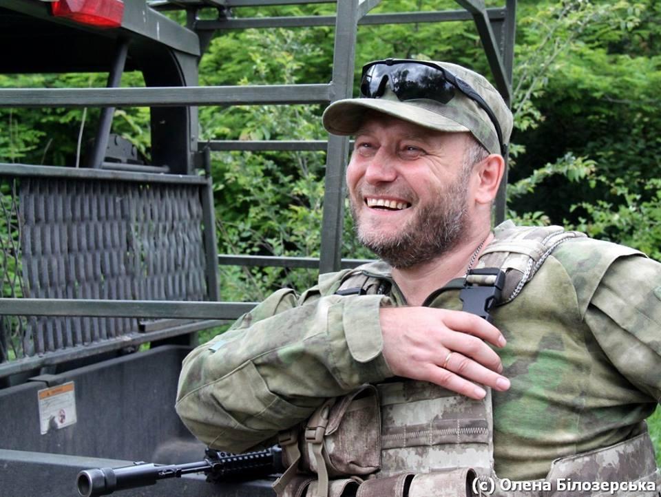 Ярош поведал, что Путин получит вслучае масштабного вторжения