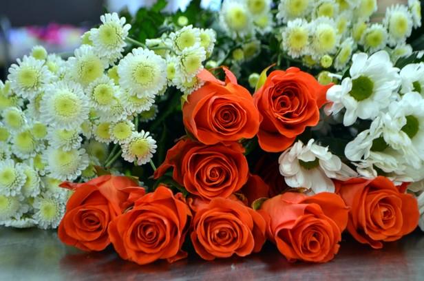 Неожиданный цветочный подарок — лучший способ рассказать о своих чувствах