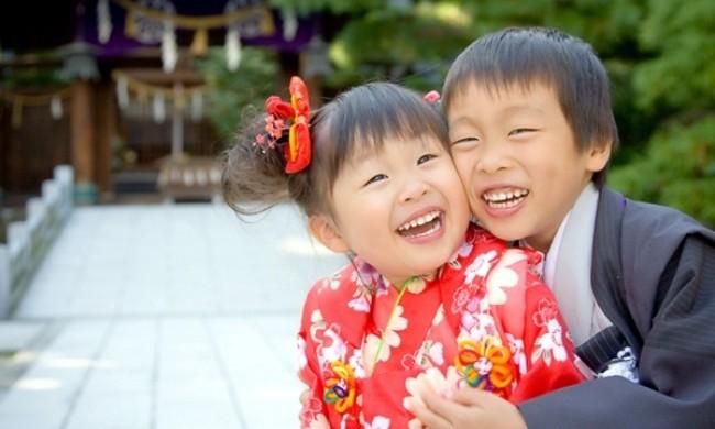 Правила японского воспитания детей