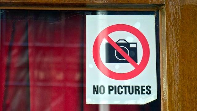 Имеет ли право хозяин частного магазина запретить фотографировать товар
