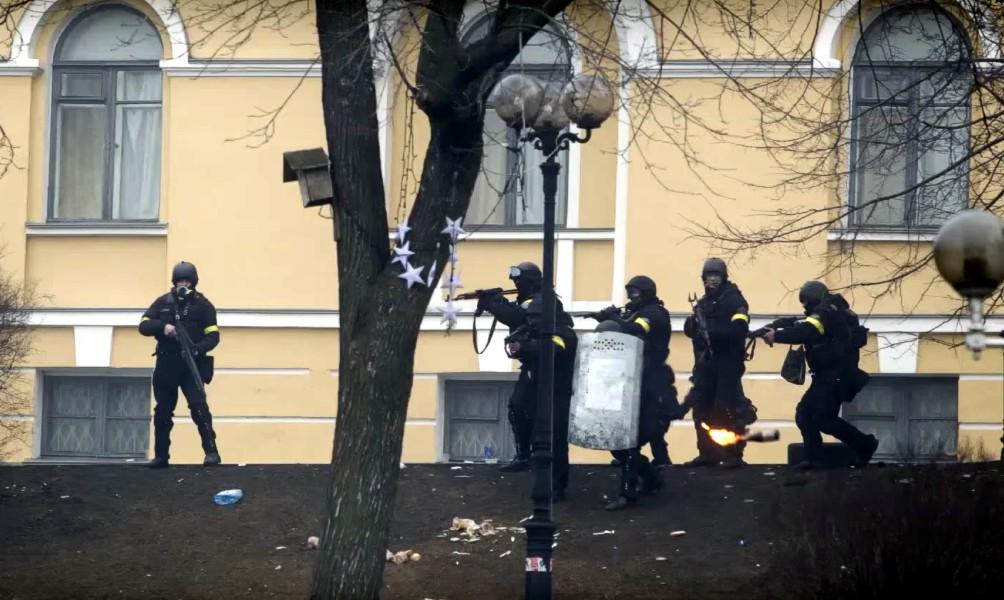 Расстрел Майдана 20 февраля 2014: Аналитическое видео