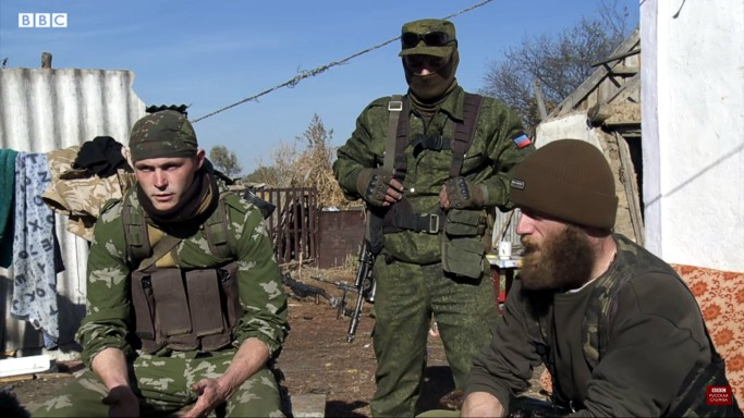 Боевики «ДНР« о «сливе Новороссии»