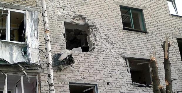 В Авдеевке за сутки боевики убили двоих детей