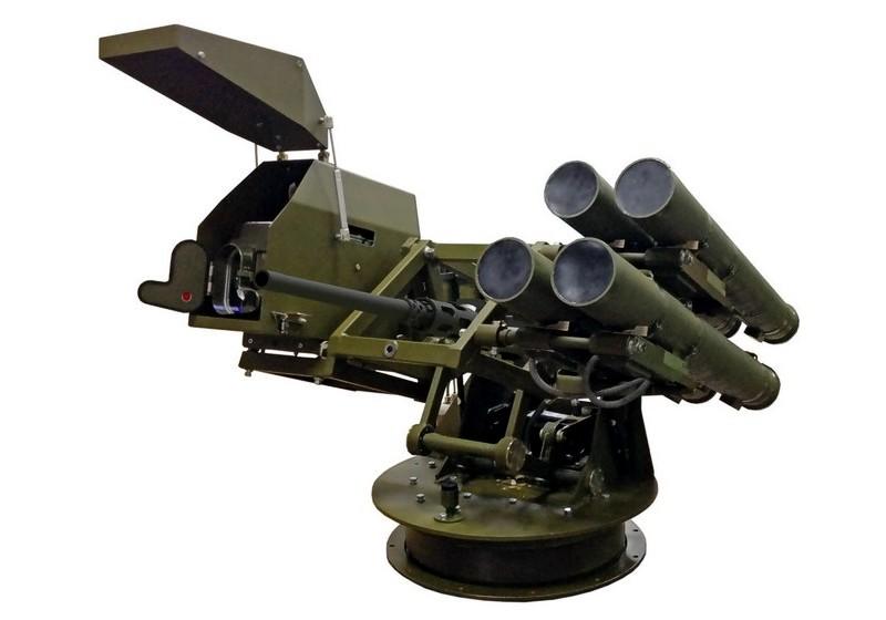 Появилось видео тестирования новейшей украинской системы дистанционно управляемого оружия «Сармат»