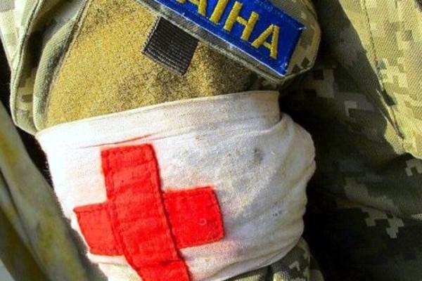 На Донбассе во время эвакуации тела погибшего убит медик