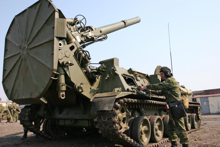Британская армия призналась, что слабее ВС России