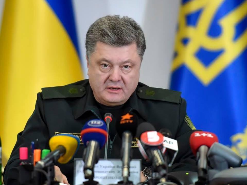 Вступил в силу режим прекращения огня на Донбассе