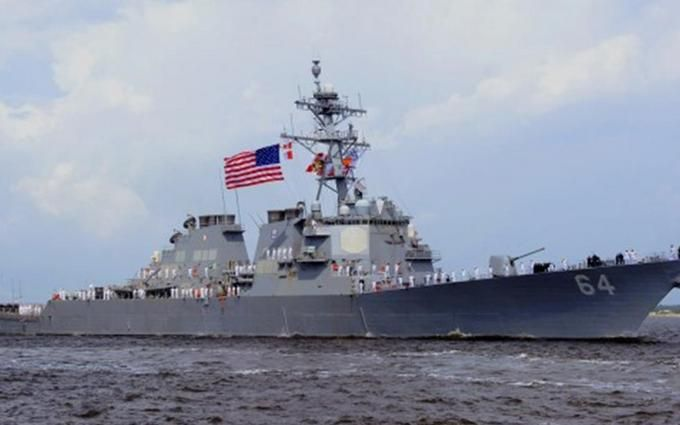 США наращивают военное присутствие вЧерном море вответ наактивность Российской Федерации,