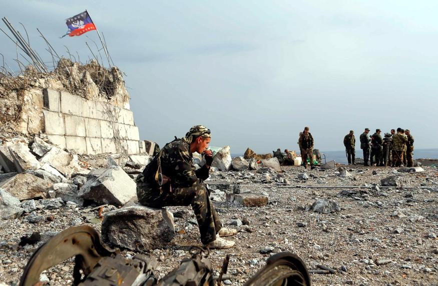 В результате вооруженного конфликта с Россией погибло 13 тысяч украинцев