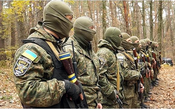 В батальоне «Киев-1» создается штурмовая спецрота «Тень»