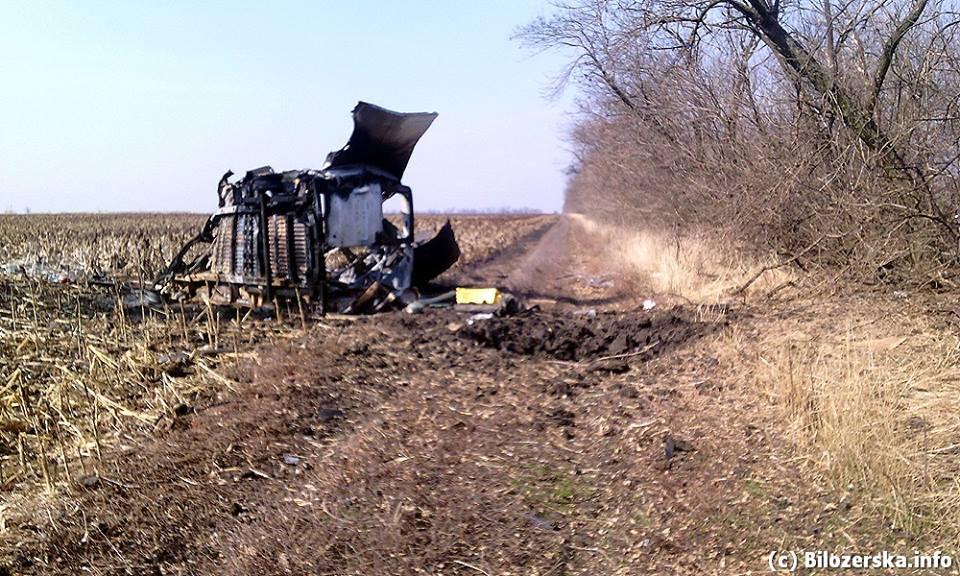В Донбассе на нескольких минах подорвались боевики