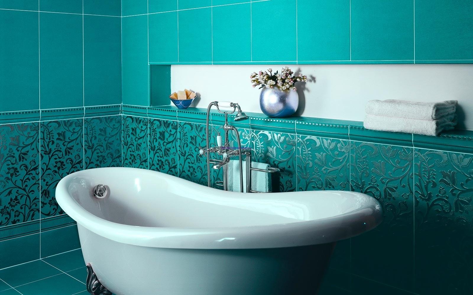 Цвет плитки для ванной комнаты дизайн