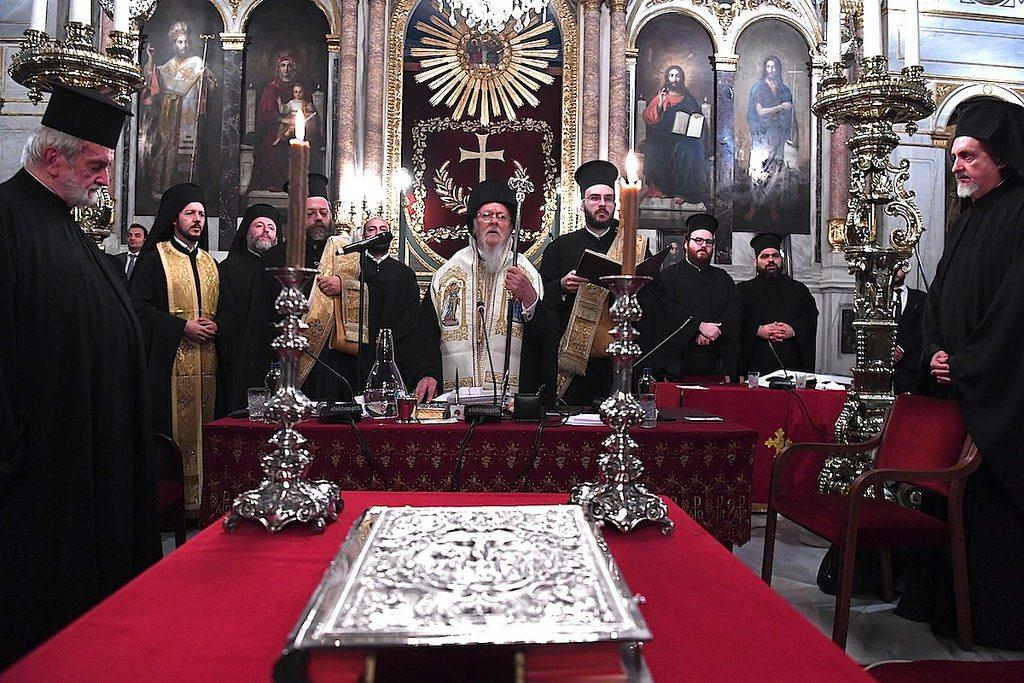 Вселенский Патриархат приступил к предоставлению Автокефалии Украинской Православной Церкви