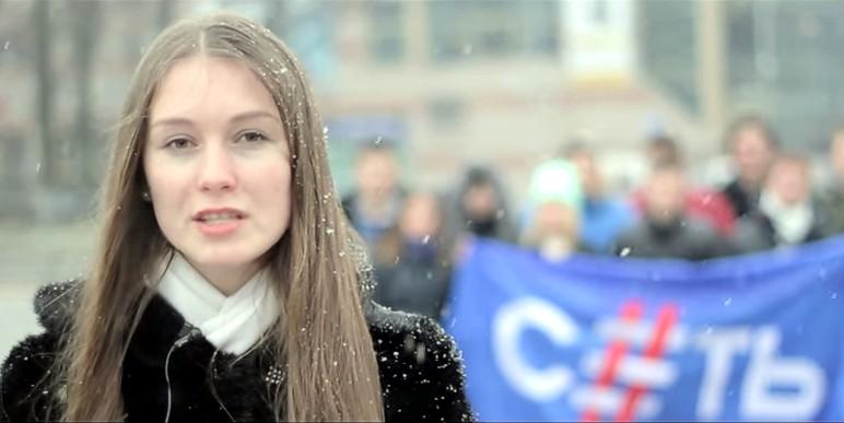 Российские студенты сняли видеоответ украинским сверстникам