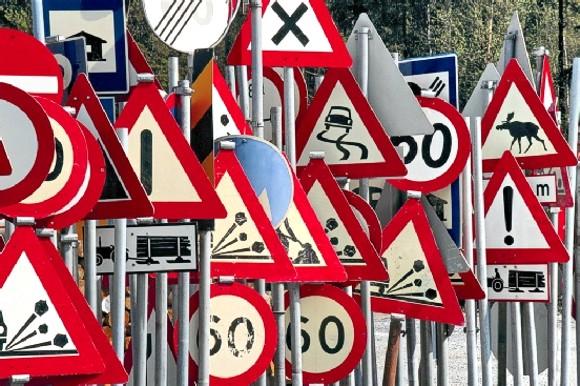 В Украине начали действовать Правила дорожного движения в новой редакции