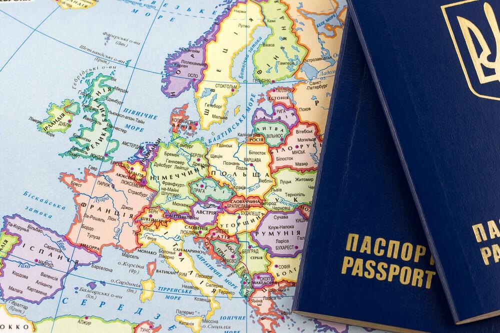 Украинский паспорт занял 25 место в рейтинге самых влиятельных паспортов мира