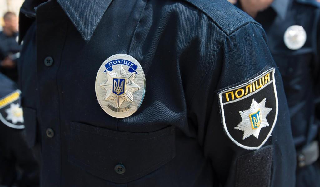 Вцентре столицы Украины дежурит полторы тысячи правоохранителей
