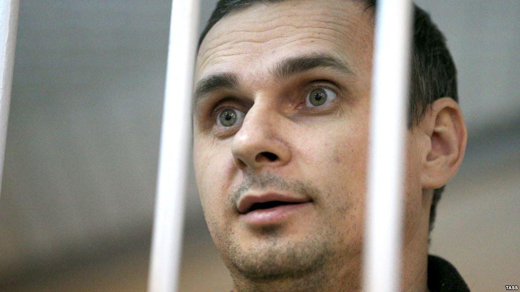 РФ з несподіваної причини відмовилася видавати Україні режисера Сенцова