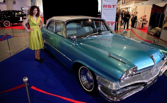 В Киеве пройдет выставка ретро автомобилей