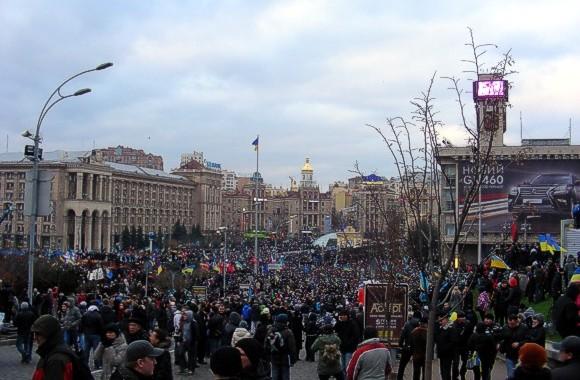 Киев восстал против произвола властей