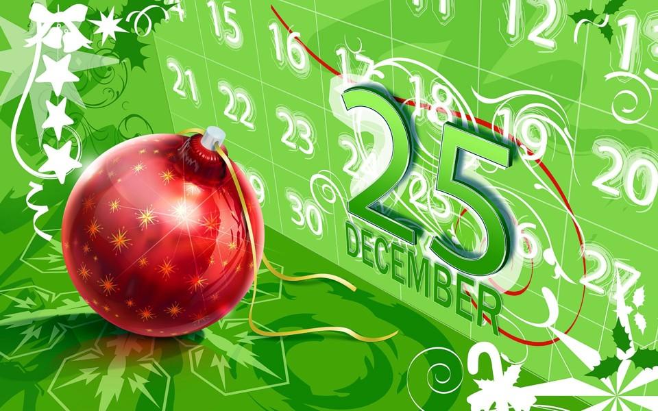 Депутаты предлагают сделать 25 декабря выходным