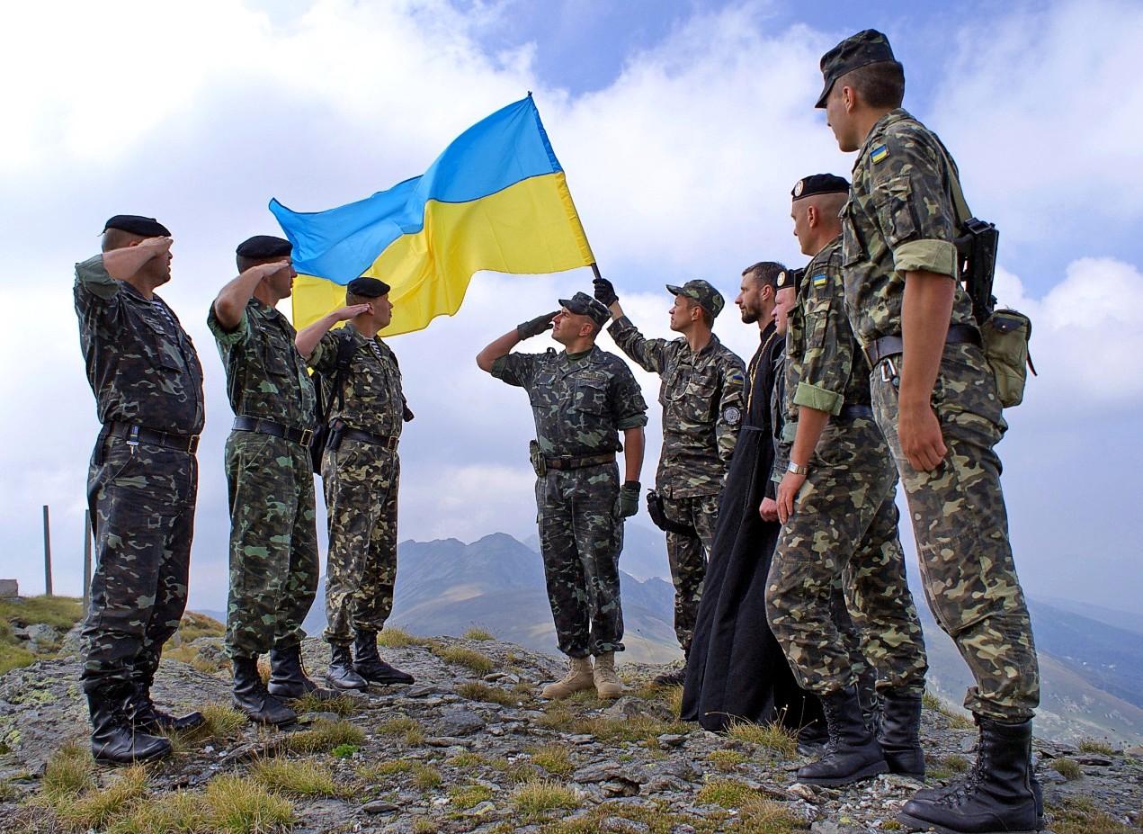 В Украине появился День защитника страны