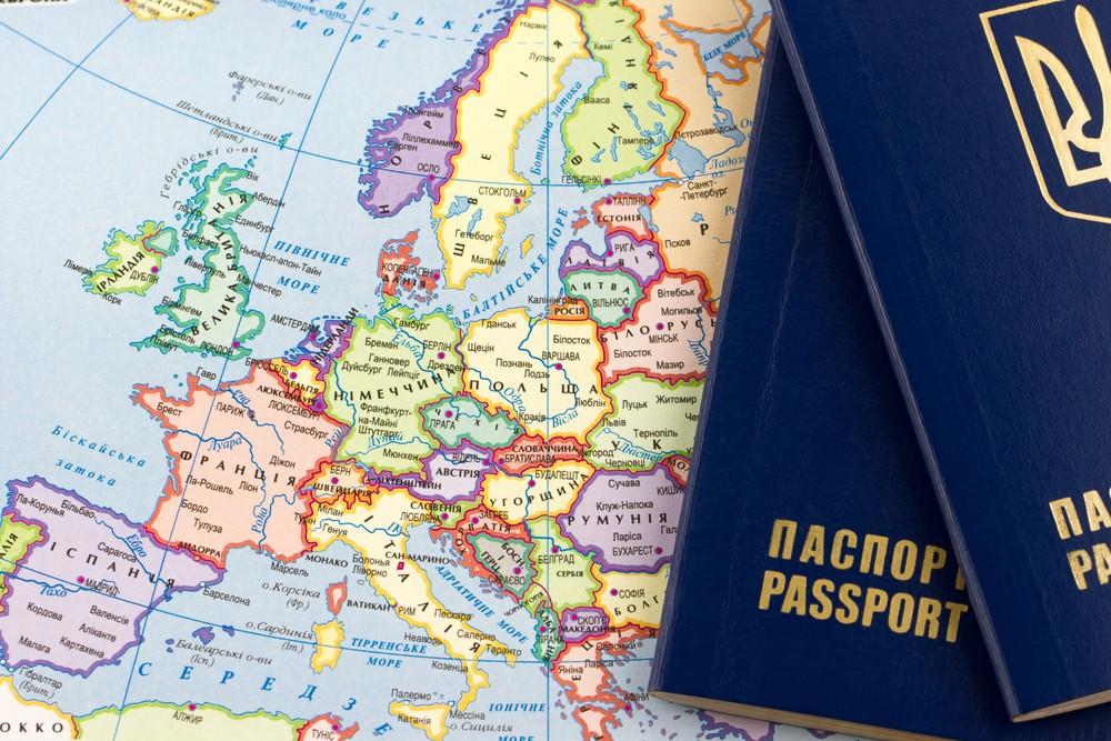 «Безвиз» Украины с ЕС вступит в силу 11 июня