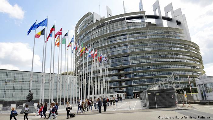 Европарламент рекомендовал назначить спецпосланника ЕС по Украине