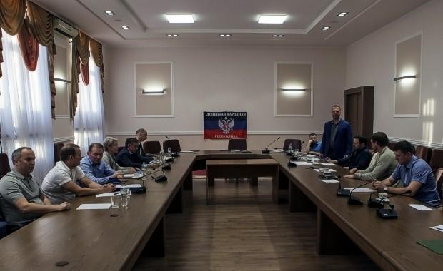 В Донецке договорились о прекращении огня до 27-го июня