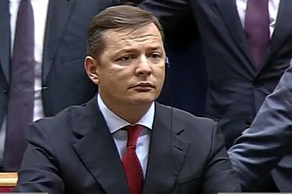Ляшко заявил, что готов занять место Яценюка