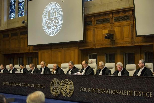 Гаагский суд зарегистрировал иск Украины против Российской Федерации