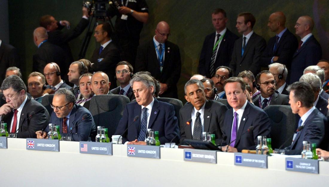 НАТО создает силы быстрого реагирования в Восточной Европе