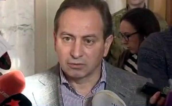 Томенко покинул фракцию БПП из-за бюджета-2016