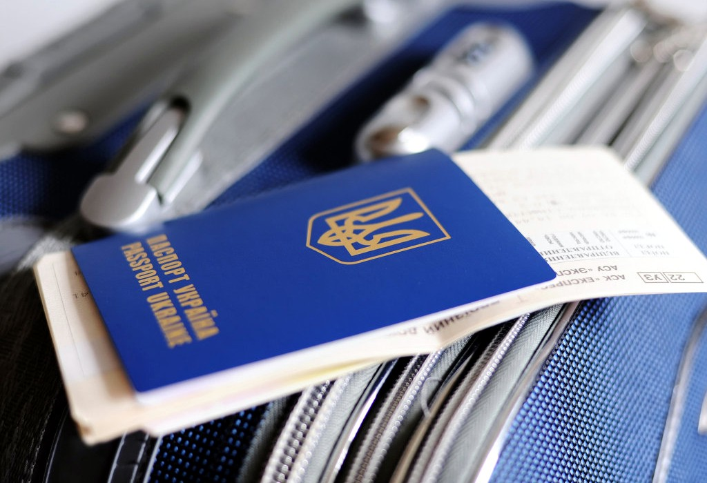 ЕС: Визы для Украины и Грузии будут отменены в следующем году