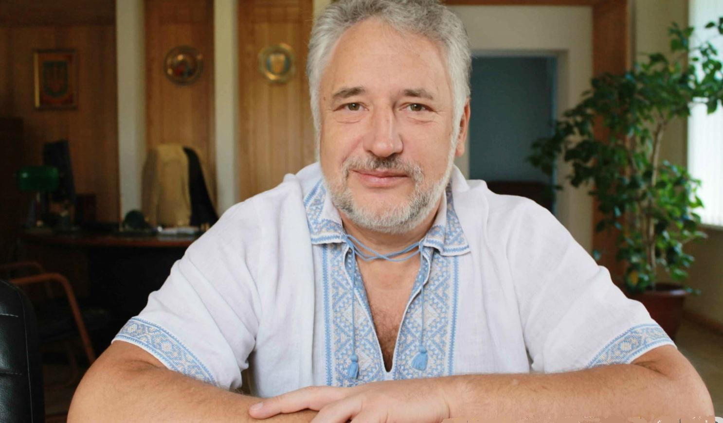 Жебривский подтвердил свою отставку сдолжности руководителя Донетчины