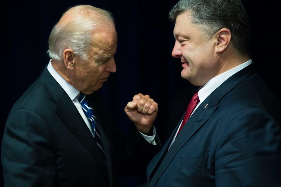 Порошенко назвал вице-президента США настоящим другом Украины