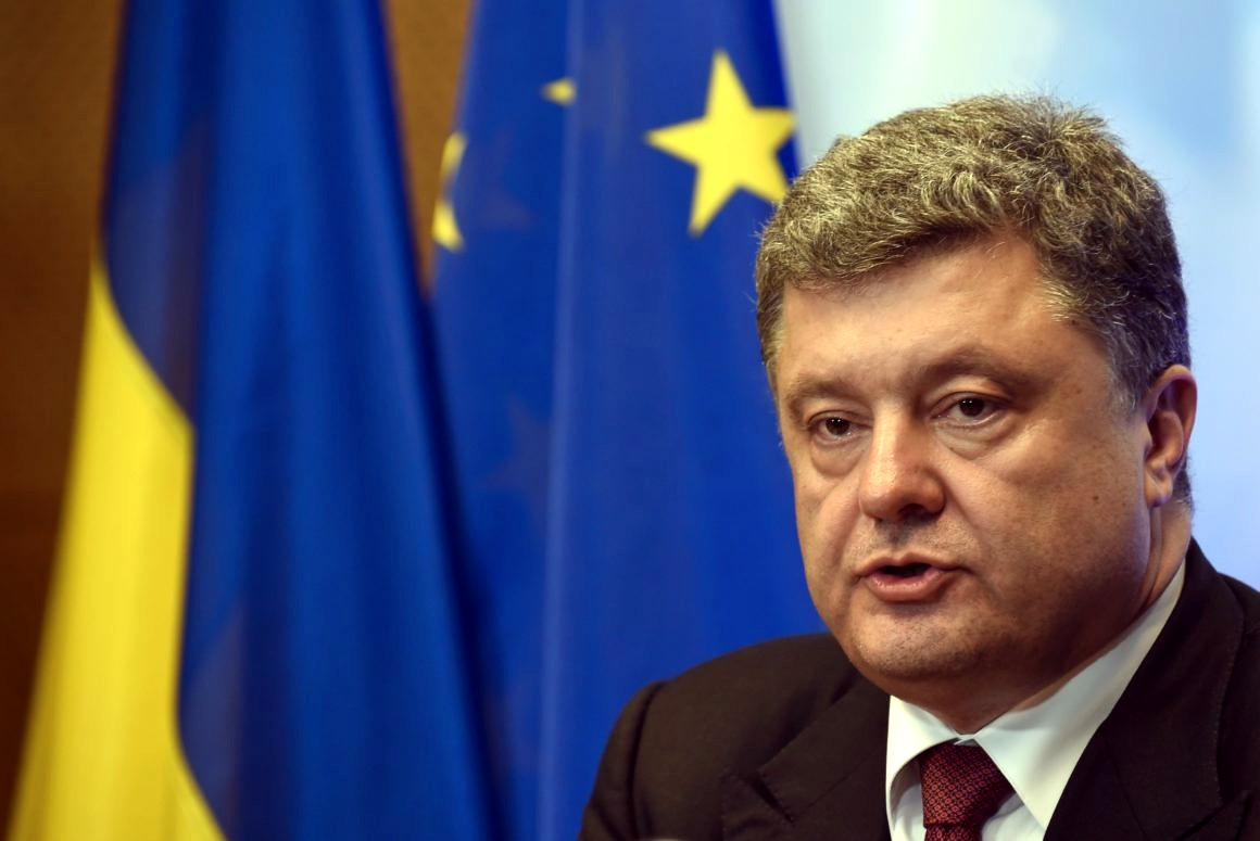 Порошенко объявил окомпромиссе вотношении безвиза сЕС