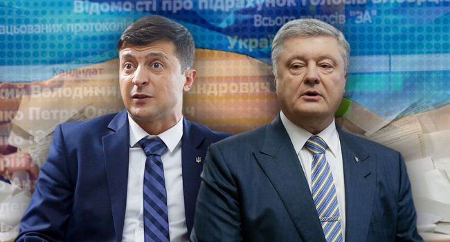 Зеленский: Я не верю Порошенко, с ним нельзя договариваться