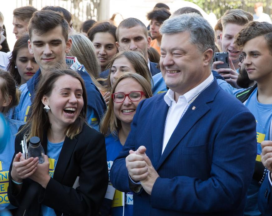 Петр Порошенко: «Прощай, немытая Россия!..»