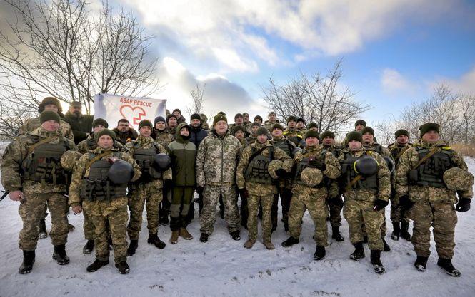 Порошенко назвал смерть граждан Донбасса «смертным грехом» руководства РФ