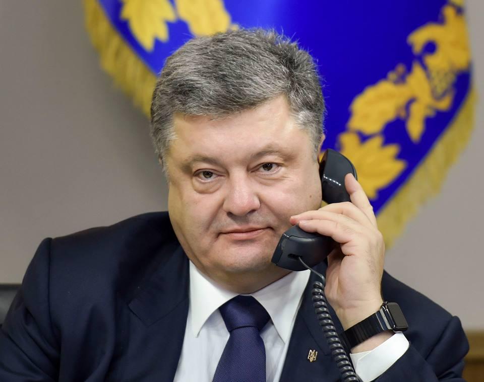 Порошенко: может показаться напервый взгляд, метод освобождения Савченко согласован