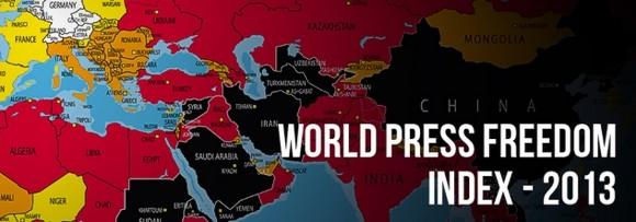 Рейтинг свободы слова: Украина опустилась на 10 позиций