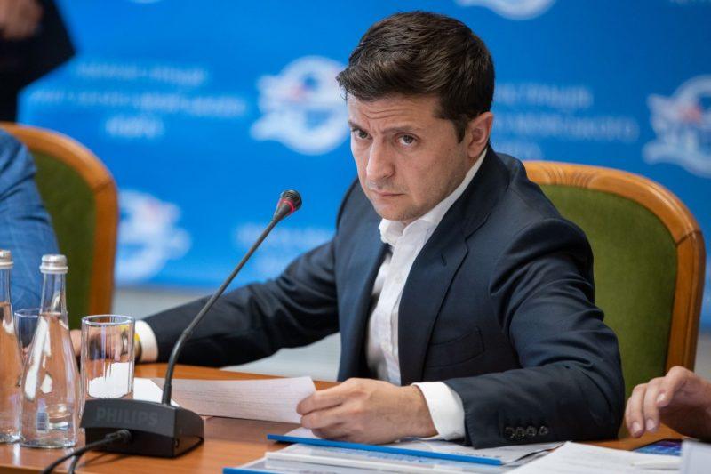 На пресс-марафон Зеленского зарегистрировали более 300 журналистов