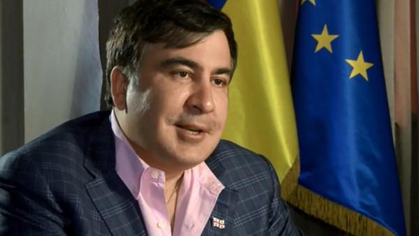 Саакашвили объявил онамерении вернуться вГрузию